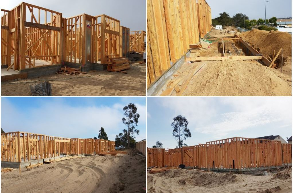 The Walls are Going Up at Junsay Oaks
