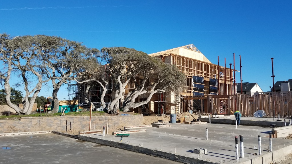 Junsay Oaks Construction Update for January 2019
