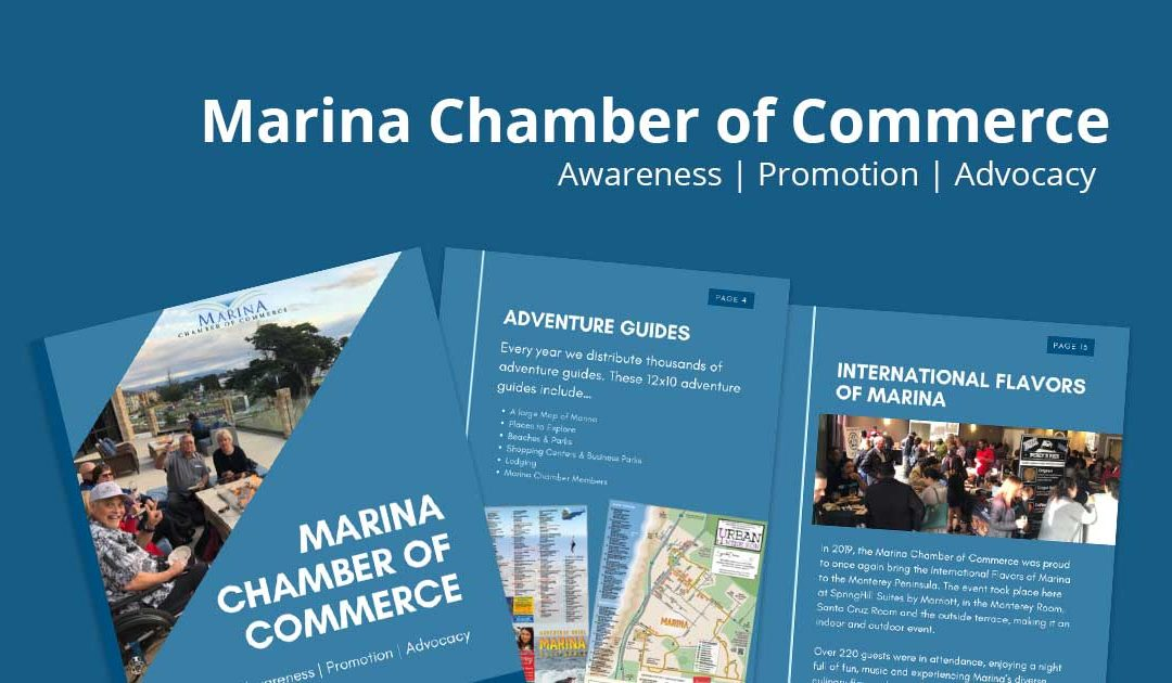 Why Join The Marina Chamber of Commerce?