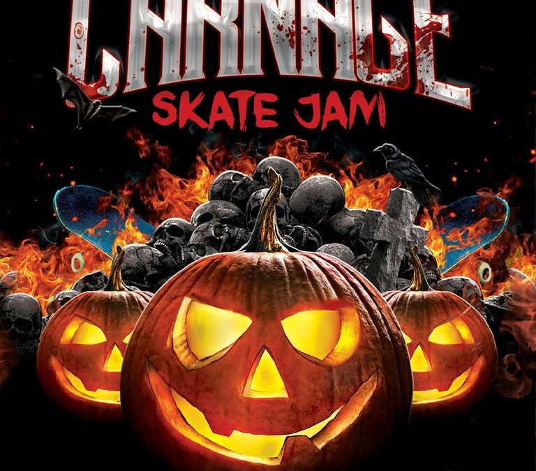 CARNAGE Skate Jam presented by the City of Marina and P.A.L.